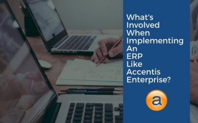 Implementing an ERP System into Your Business