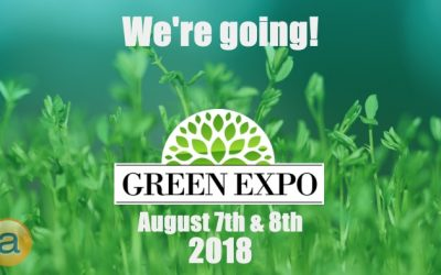 We're Showing our Green Thumb at the Green Expo