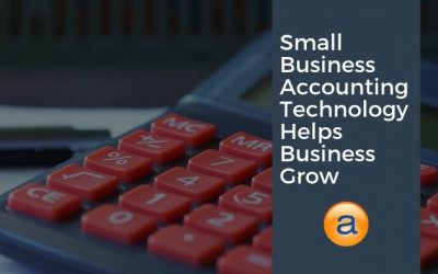 Small Business Accounting Technology Helps Business Grow