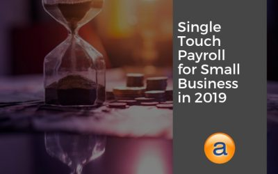 Single Touch Payroll 2019 for Small Business