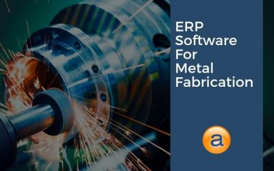 ERP Software For Metal Fabrication