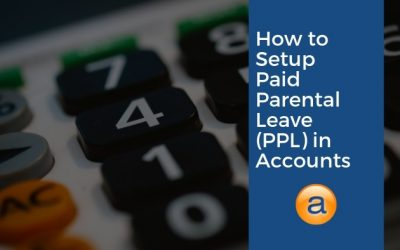 How to Setup Paid Parental Leave (PPL) in Accounts