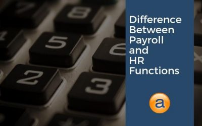 Difference Between Payroll & HR Functions