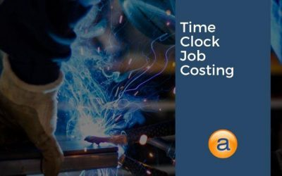 Time Clock Job Costing