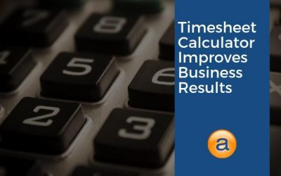 Timesheet Calculator Improves Business Results