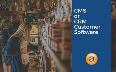 CMS or CRM Customer Software
