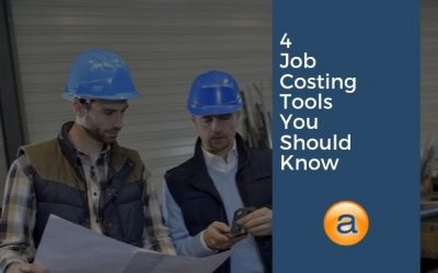 4 Job Costing Tools That You Should Know
