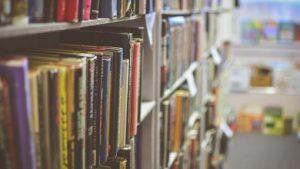 education-hospitality-books-on-shelf