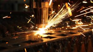 metal-fabrication-laser-sparks-processing